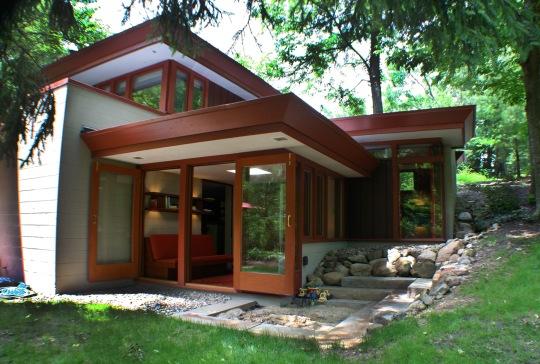 Rush Creek Village Home Addition.