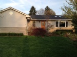 Before: This client always wanted a front-porch on his family home in Gahanna.